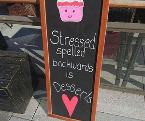 dessert, cupcake, and funny image