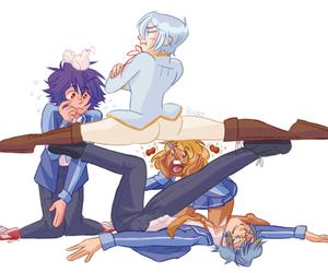 yuuya, ryouta, and hiyoko image