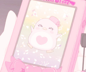 gif, pink, and pastel image