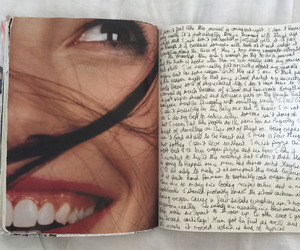 journal and smile image
