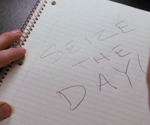 dead poets society, carpe diem, and seize the day image