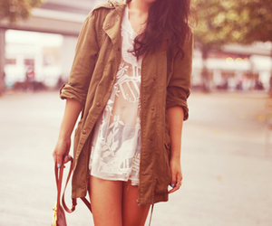 fashion, girl, and pretty image