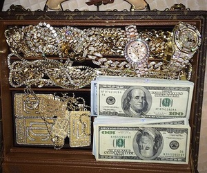 rich and money image