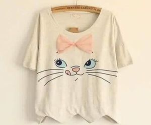 cat and shirt image