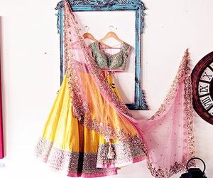arabic, bollywood, and dress image