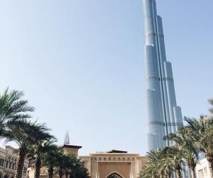 Dubai, luxury, and palmtrees image