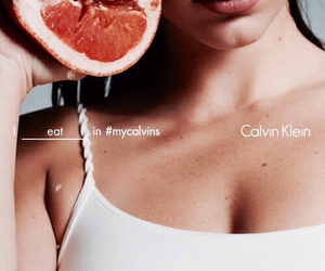 Calvin Klein, kendall jenner, and theme image