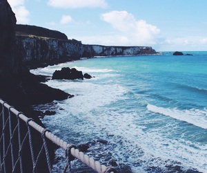 ocean, summer, and travel image