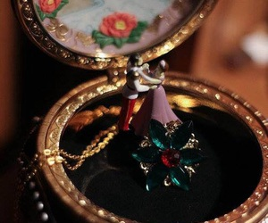 anastasia, necklace, and together in paris image