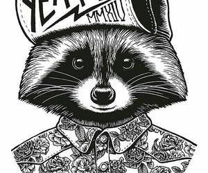 cool, animal, and art image