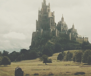 castle and maleficent image