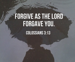 forgive, lord, and love image