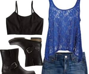 outfit, kat graham, and the vampire diaries image