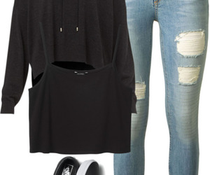 outfit, the vampire diaries, and steven mcqueen image