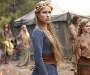 rebekah, the vampire diaries, and claire holt image