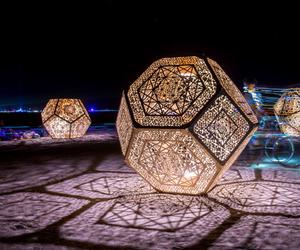 art, beautiful, and lights image