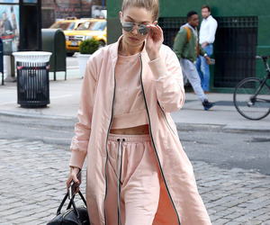fashion, gigi hadid, and style image