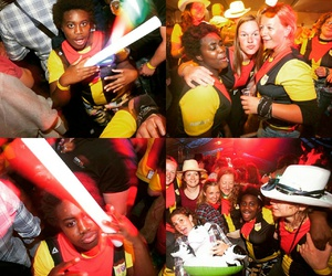 party, rugby, and dendermonde image