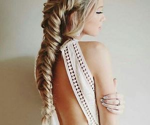 backless dress, body, and eyebrows image