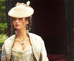 Nina Dobrev, the vampire diaries, and katherine pierce image