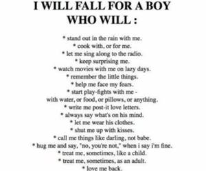 boy, couple, and text image