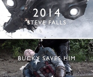 captain america, chris evans, and bucky image
