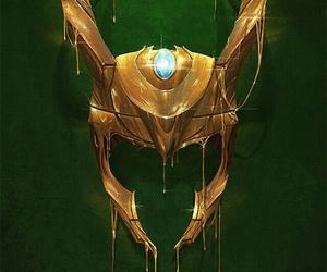 loki, Marvel, and Avengers image