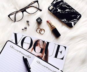 vogue, style, and chanel image