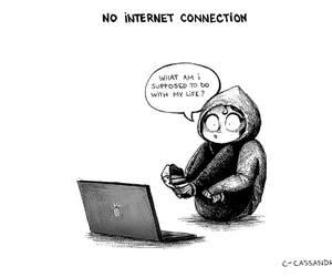funny, internet, and c-cassandra image