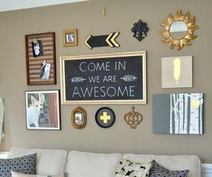 diy, home decor, and ideas image