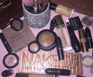 chanel, mac, and cosmetics image