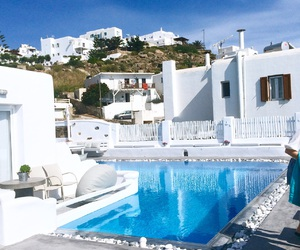 Greece, hotel, and inspiration image