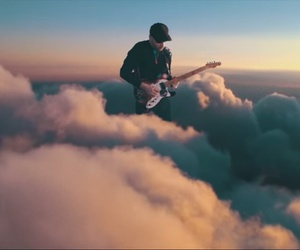 clouds, coldplay, and jonny image