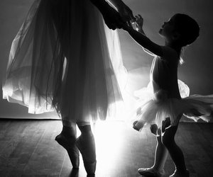 dance, photography, and ballet image