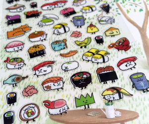 etsy, japanese food, and super cute image