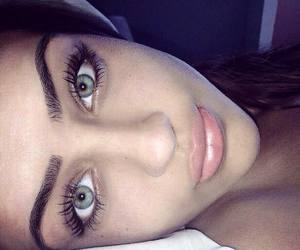 beautiful eyes and pretty face image