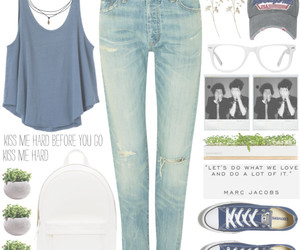 clothing, jeans, and fashion image