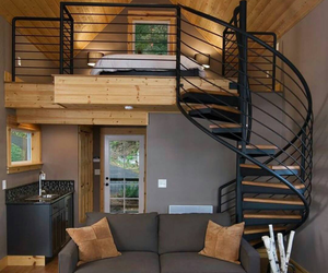 dream home, house, and room image