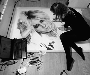 drawing and Taylor Momsen image