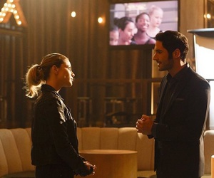 fox, lucifer, and lauren german image