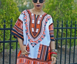African, Afro, and fashion image