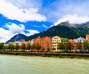 austria and innsbruck image