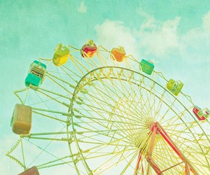 summer, pastel, and fun image