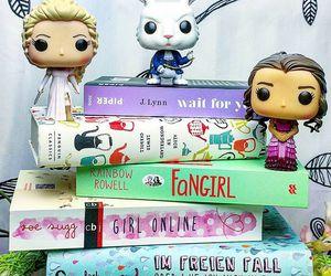 books, pop, and funko image