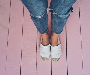 flat shoes, canvas shoes, and espadrilles image