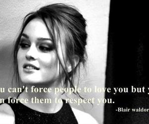 blair waldorf, gossip girl, and advices image