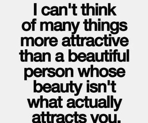 attractive, beauty, and quote image