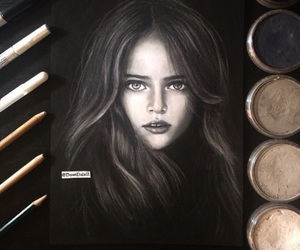 art, artwork, and create image