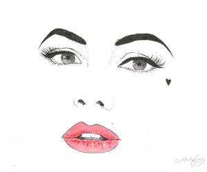 marina and the diamonds, eyes, and art image