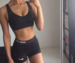 fitness, nike, and body image